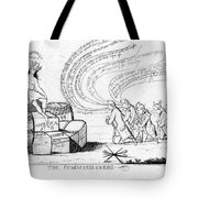 The Commissioners, 1778 Tote Bag