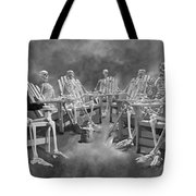 The Committee Reaches Enlightenment II Tote Bag