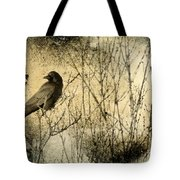 The Common Crow Tote Bag