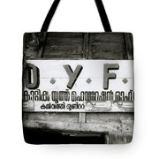 The Communist Party Tote Bag