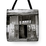 The Communist Reading Room In Cochin Tote Bag