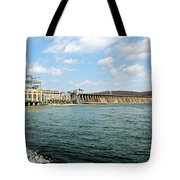 The Conowingo Dam Tote Bag