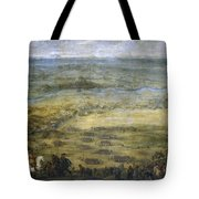 The Conquest Of Lleida Tote Bag
