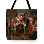 The Conscript's Farewell  Tote Bag