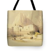 The Convent Of St. Catherine Tote Bag