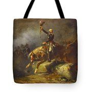 The Conventional Merlin De Thionville In The Army Of The Rhine Tote Bag
