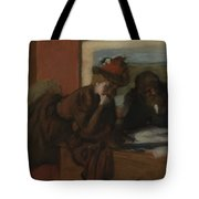 The Conversation, 1885-95 Tote Bag