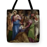 The Conversion Of Mary Magdalene Tote Bag