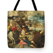 The Conversion Of Saint Paul Tote Bag