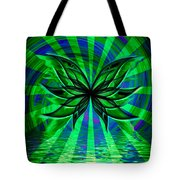 The Cool Waters Of My Soul Tote Bag