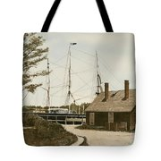 The Cooperage Tote Bag
