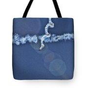 The Corkscrew Tote Bag