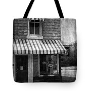The Corner Deli Tote Bag