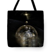 The Cosmic Builder Tote Bag