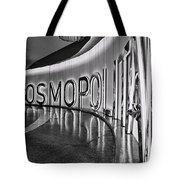 The Cosmopolitan Hotel Las Vegas By Diana Sainz Tote Bag