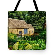 The Cotswald Barn And Dovecove Tote Bag