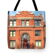 The Cotton Exchange Building Tote Bag