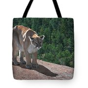 The Cougar 1 Tote Bag