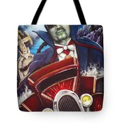 The Count Cool Rider Tote Bag