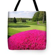 The Country Club Tote Bag