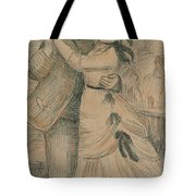 The Country Dance Tote Bag