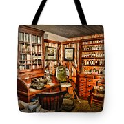 The Country Doctor Tote Bag