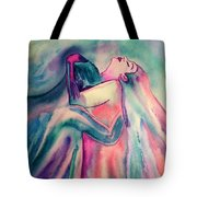 The Couple Image 4 Tote Bag