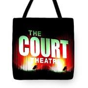 The Court Theatre Tote Bag