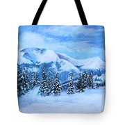 The Covering Tote Bag