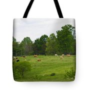 The Cows Of May Tote Bag