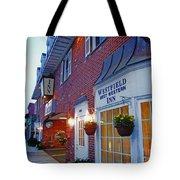 The Cozy Inn Tote Bag