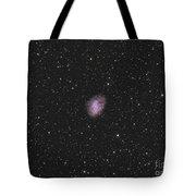 The Crab Nebula, A Supernova Remnant Tote Bag
