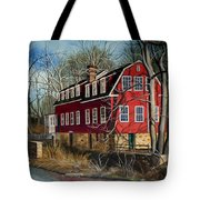 The Cranford Mill Tote Bag