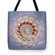 The Creation Tote Bag by Serge Averbukh
