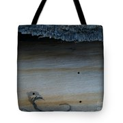 The Creature That Ate The Rings Of Saturn  Tote Bag