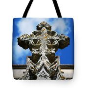 The Cross And The Tower Tote Bag