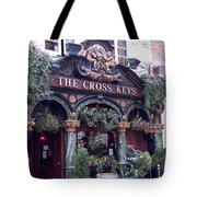 The Cross Keys Tote Bag