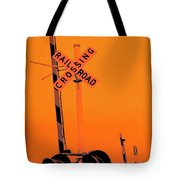 The Crossing A Tote Bag