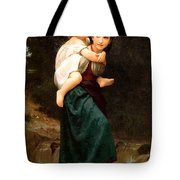 The Crossing Of The Ford Tote Bag