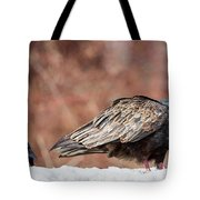 The Crow And Vulture Tote Bag