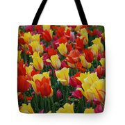 The Crowd Tote Bag