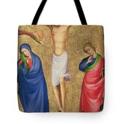 The Crucifixion Tote Bag by Dutch School