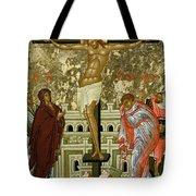 The Crucifixion Of Our Lord Tote Bag