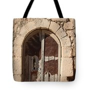 The Crying Door Tote Bag