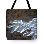 The Crystal Face Tote Bag