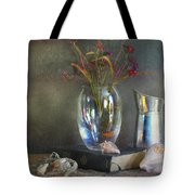 The Crystal Vase Tote Bag