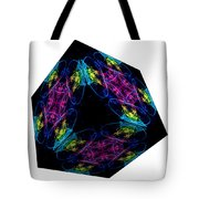 The Cube 13 Tote Bag