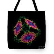 The Cube 2 Tote Bag
