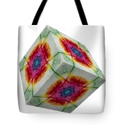 The Cube 3 Tote Bag