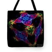 The Cube 4 Tote Bag